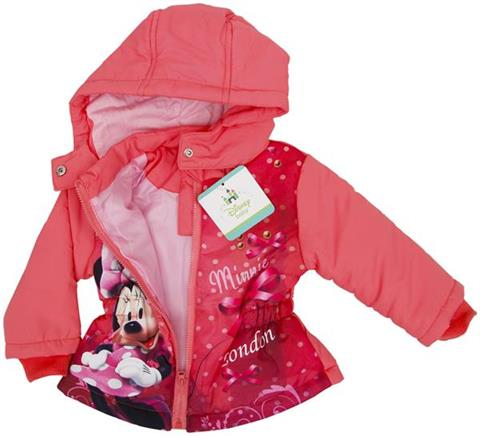 Disney, Myszka Minnie , Jacket for Girls