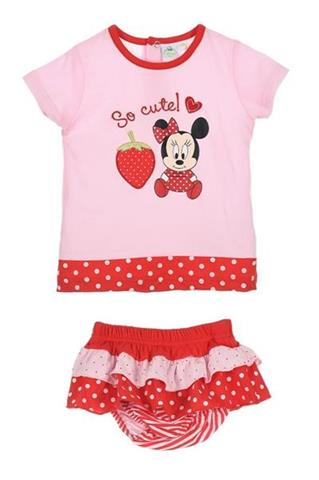 Komplet Minnie Mouse